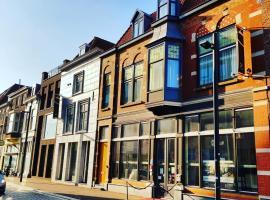 Hotel Zilt, boutique hotel in Vlissingen