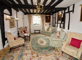 The Abbey Hotel & Own Access Apartments, hotel in Bury Saint Edmunds