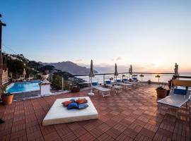 Villa Gioiello, hotel with pools in Amalfi
