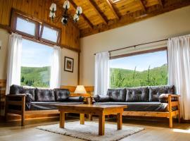 Kurtem Lodge, complejo de cabañas en San Carlos de Bariloche