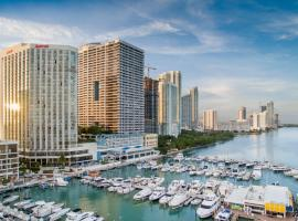 Miami Marriott Biscayne Bay, hotel near Adrienne Arsht Center for the Performing Art, Miami