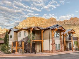 Watchman Villas, vacation home in Springdale