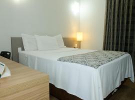 Ímpar Suítes Expominas, hotel em Belo Horizonte