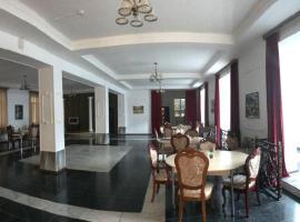 Hotel Parma, отель в Грозном