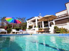 Villas Mykonos, hotel en Zipolite