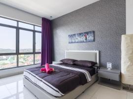 Comfort Zone Premium Guesthouse @ Evo Bangi, hotel in Bangi