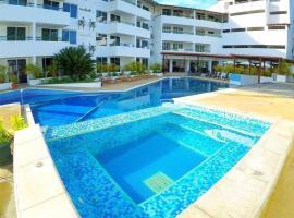 Hotel Colinas Del Sol, hotel in Porlamar