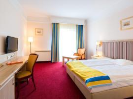 Papuga Park Hotel Wellness&Spa, отель в Бельско-Бяле