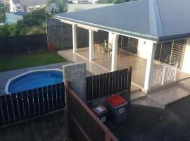 """Hanikea"" Quiet & Pool Home, hótel í Papeete"