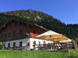Berggasthof Butzn Wirt, Hotel in der Nähe von: Rossalmlift, Ruhpolding