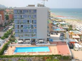 Hotel Majestic, hotell i Pesaro