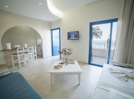 MyroAndrou Beach Hotel Apartments, hotel near Kalamies Beach, Protaras