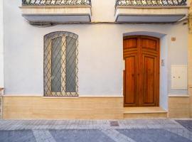 Theodora Chica 1, villa in Málaga