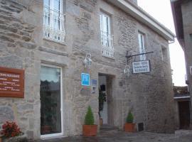 Pension Rustica-Caldelas Sacra, hotel en Castro Caldelas