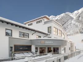 Hotel Mondin, hotel in Ischgl