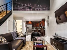 Triplex Carriage House, apartment in Brooklyn