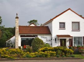 Villa 't Haasduin, beach hotel in Wijk aan Zee