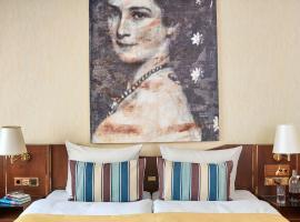 Living Hotel Prinzessin Elisabeth, apartment in Munich