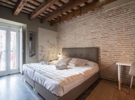 Cosy Rooms Bolsería, alquiler vacacional en Valencia