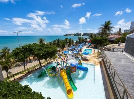 Praiamar Natal Hotel & Convention, hotel near Museum of Popular Culture, Natal