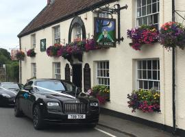 The Angel Inn, hotel near Ashton Court, Bristol