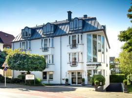 Gartenhotel Luisental, hotel near Einschornsteinsiedlung, Mülheim an der Ruhr