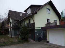 Angelas Apartment, hotel in Grenzach-Wyhlen