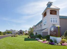 DoubleTree by Hilton Cape Cod - Hyannis, hotel near The Links 9 at Bayberry Hills Golf Course, Hyannis