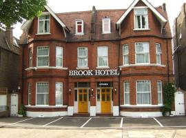Brook Hotel, hotel near Preston Road Tube Station, London