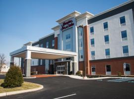 Hampton Inn & Suites Warrington Horsham, hotel in Warrington