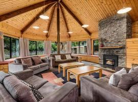 Altamont Lodge, B&B in Wanaka
