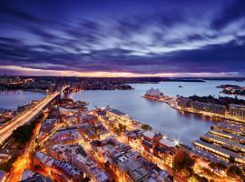Shangri-La Hotel Sydney, отель в Сиднее