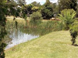 Wondai Accommodation Units And Villas, farm stay in Wondai