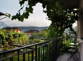 Casa Martello, apartment in Levico Terme