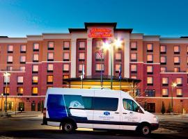 Hampton Inn & Suites Denver Airport / Gateway Park, hotel near Anschutz Medical Campus, Aurora