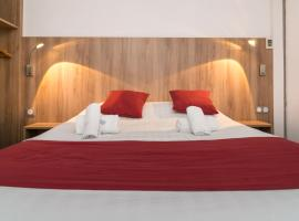 Brit Hotel Plaisance A9/A61, hôtel à Narbonne