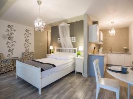 VacationClub - Villa Park Apartment 21, hotel with jacuzzis in Świnoujście