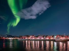 Anker Brygge, hotell i Svolvær