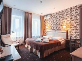Тучков Отель, отель в Санкт-Петербурге