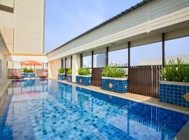 Citadines Sukhumvit 16 Bangkok, serviced apartment in Bangkok
