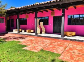 CLANdestino, apartamento en San Cristóbal de Las Casas