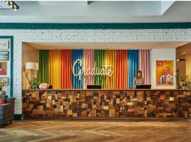 Graduate Lincoln, hotel near Lincoln Airport - LNK, Lincoln
