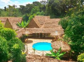 Avatar Amazon Lodge, cabin in Santa Teresa