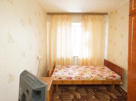 Apartment TwoPillows on Lenina 52-5, отель в Воркуте