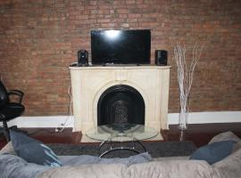 Stuyvesant Heights Loft Apartment, apartment in Brooklyn