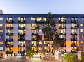 Mont Clare Boutique Apartments, hotel in Perth