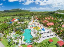 BIG4 Adventure Whitsunday Resort, hotel near Whitsunday Art Gallery, Airlie Beach