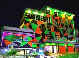 Sevensix Hotel Balikpapan, spa hotel in Balikpapan