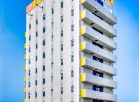 スーパーホテル沖縄・名護、名護市のホテル