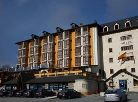 Complejos J-Enrimary, hotel in Puebla de Sanabria